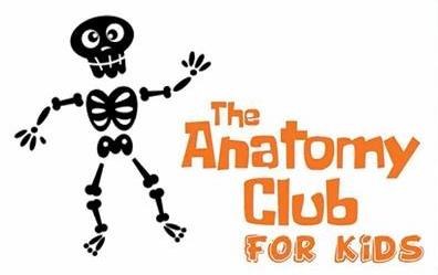 The Anatomy Club For Kids Logo