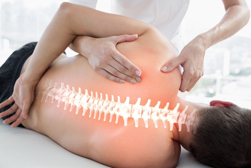 Chiropractic Spine Adjustment